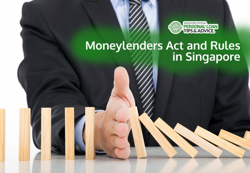 Moneylenders Act and Moneylenders Rules in Singapore (2019