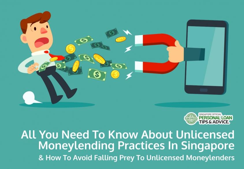 Hasil gambar untuk Things you must know about a licensed moneylender in Singapore