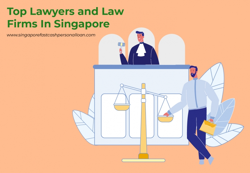 List of Top Lawyers & Law Firms in Singapore