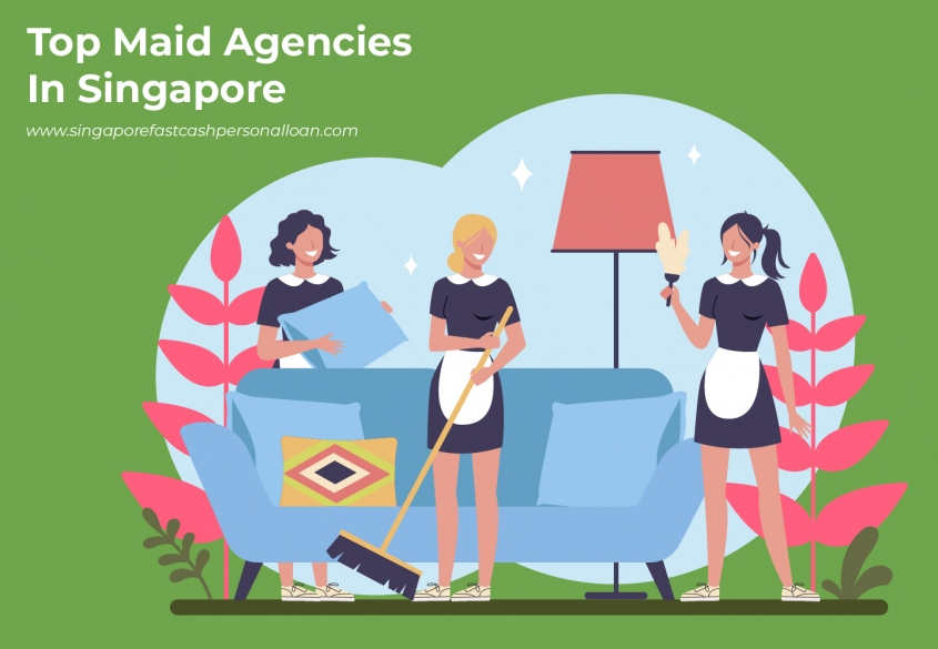 List of Top Maid Agencies in Singapore