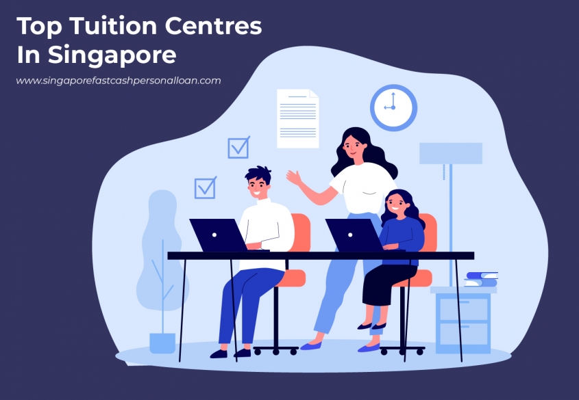 List of Top Tuition Centres in Singapore