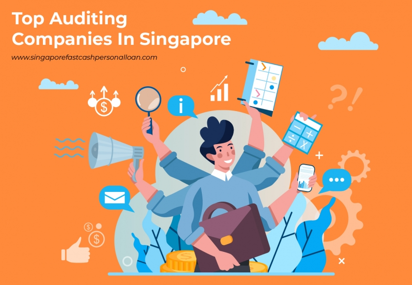 List of Top Auditing Companies in Singapore