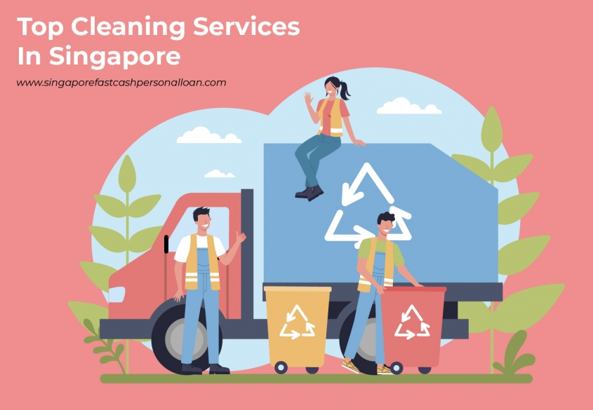 List of Top Cleaning Services Companies in Singapore