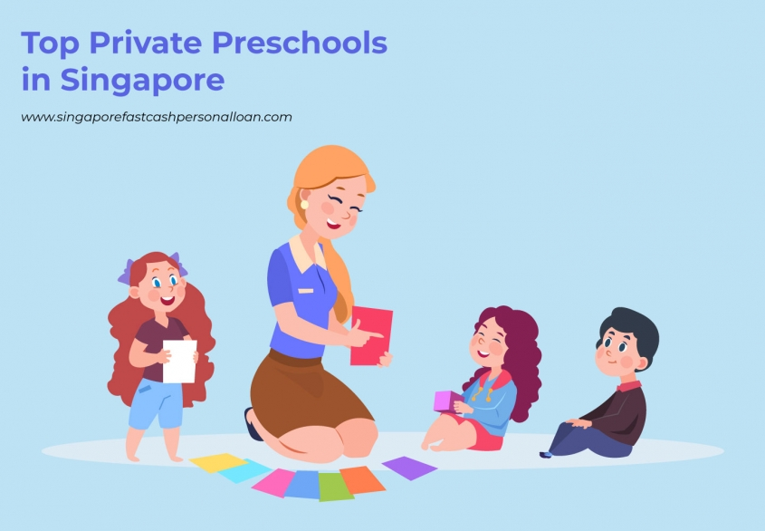 List of Top Private Preschools in Singapore