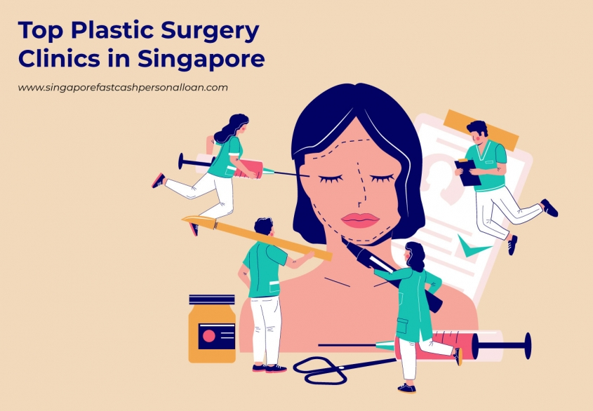 List of Top Plastic Surgery Clinics in Singapore