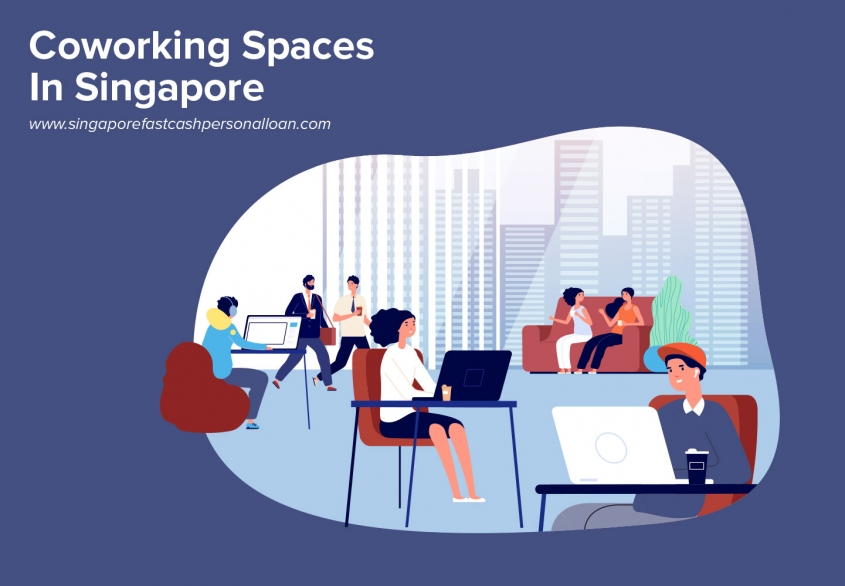 List of Top Coworking Spaces in Singapore
