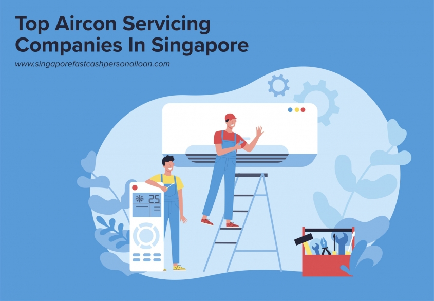 List of Top Aircon Servicing Companies in Singapore