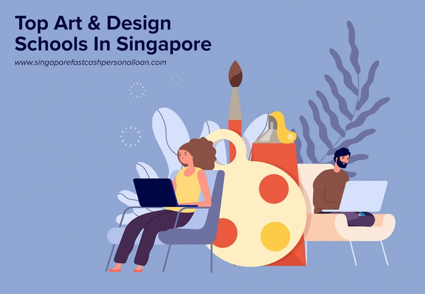 List of Top Art & Design Schools in Singapore