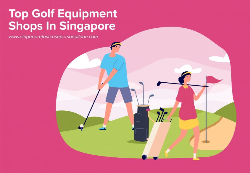 List of Top Golf Equipment Shops in Singapore