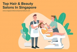 List of Top Hair & Beauty Salons in Singapore 4