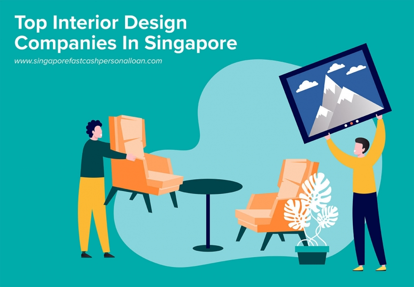 List of Top Interior Design Companies in Singapore
