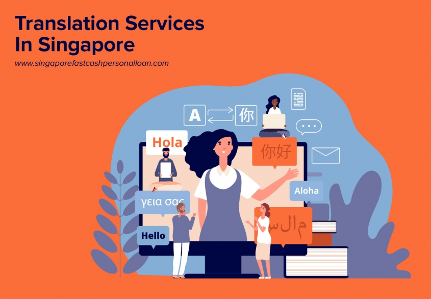 List of Top Translation Services in Singapore