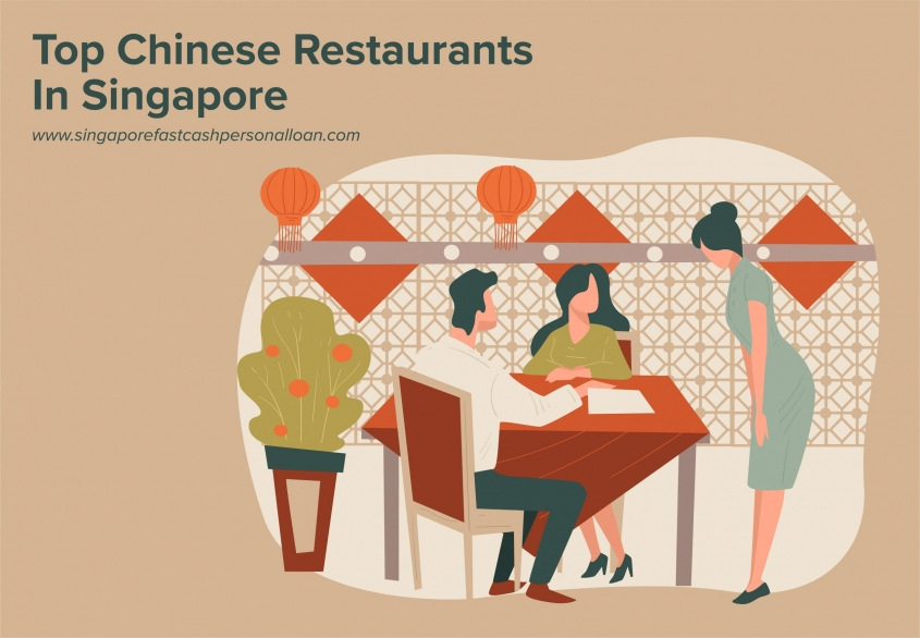 List of Top Chinese Restaurants in Singapore