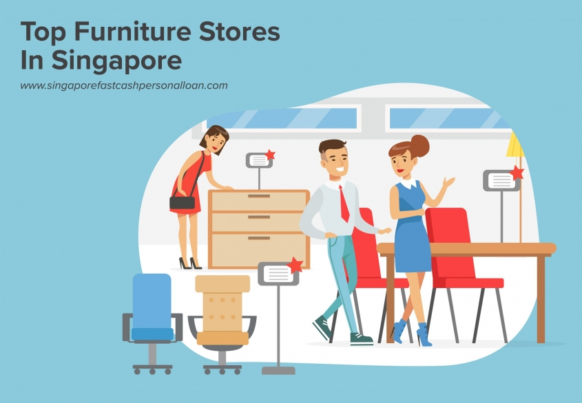 List of Top Furniture Stores in Singapore