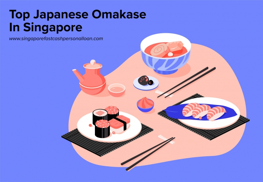 List of Top Japanese Omakase in Singapore