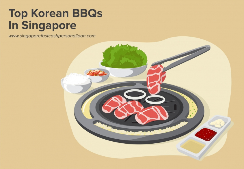 List of Top Korean BBQs in Singapore