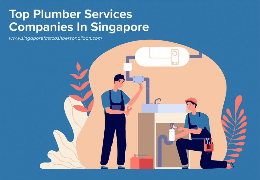 List of Top Plumber Services Companies in Singapore