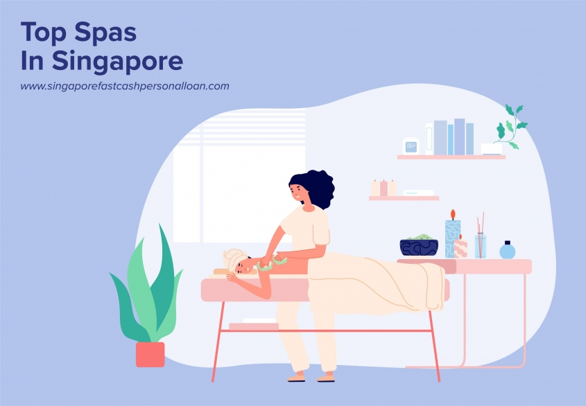 List of Top Spas in Singapore