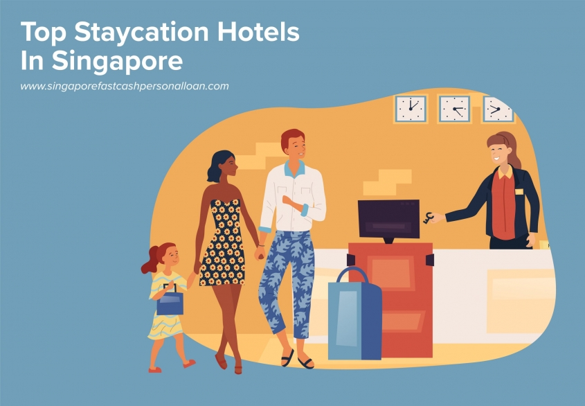 List of Top Staycation Hotels in Singapore