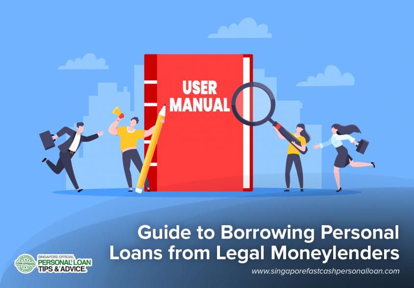 Best Licensed Moneylenders: Guide to Borrowing Personal Loans from Legal Moneylenders