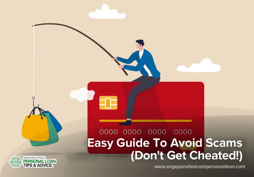 Easy Guide To Avoid Scams In Singapore (Don't Get Cheated!)