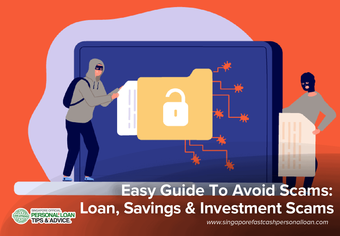 How To Avoid Loan Scams In Singapore
