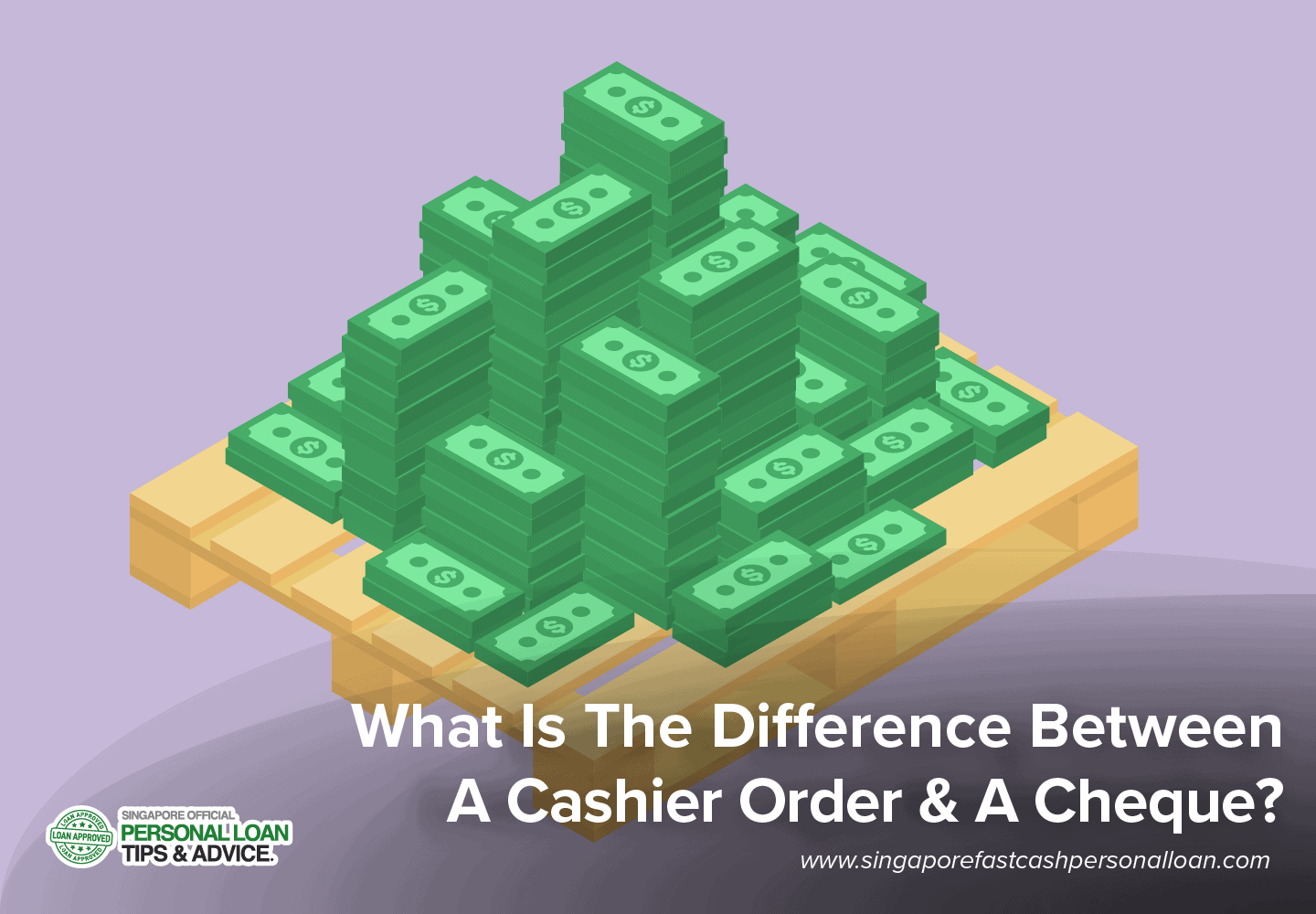 What Is The Difference Between A Cashier Order & A Cheque